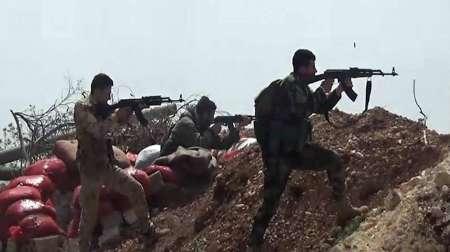 پیشروی نیروهای سوری در جنوب غرب تدمر/ هلاکت بیش از ۵۰ داعشی در حومه شرقی حلب