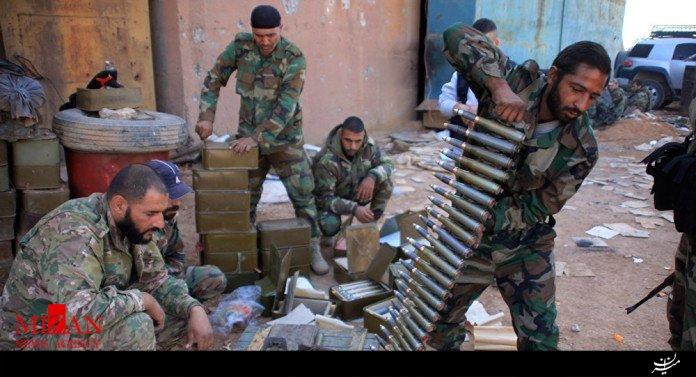 پیشروی ادامهدار ارتش سوریه در جنوب حلب