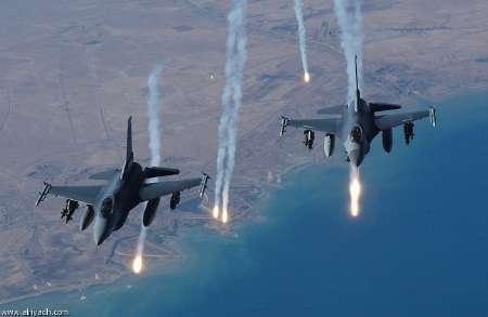 اولین حملات هوایی هواپیماهای دانمارکی علیه داعش در سوریه