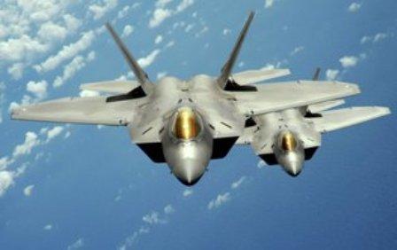 آمریکا نیروی هوایی سوریه را تهدید کرد