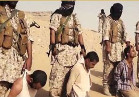 داعش ۶ عراقی را داخل لاستیک خودرو سوزاند