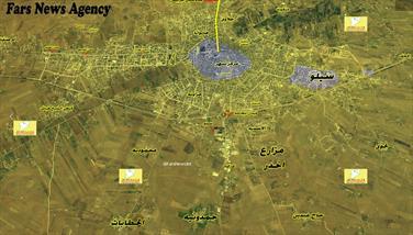 شهر منبج سوریه کاملا آزاد شد