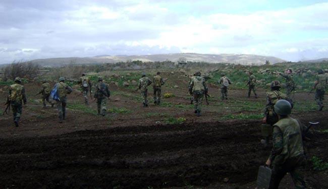 ارتش سوریه برای عملیاتی بزرگ آماده میشود