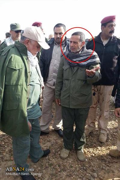 شهادت فرمانده ارشد سازمان بدر عراق در عملیات آزادسازی جزیره خالدیه + عکس