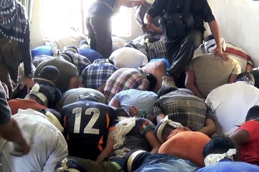داعش ۷۵ شهروند عراقی را در جنوب کرکوک ربود