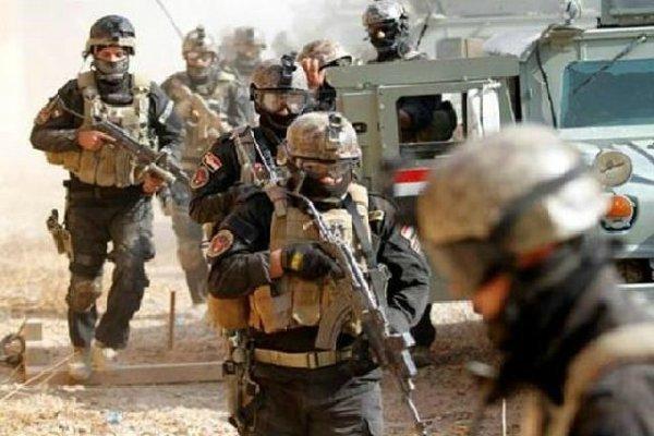 ضربه نیروهای عراقی به تروریستهای داعش در موصل و سامراء/هلاکت شماری از تروریستها