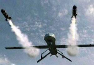 حمله پهپاد آمریکایی به خیمۀ فرماندهان الحشد الشعبی