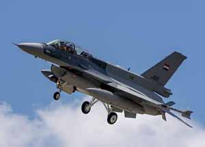 حمله نیروی هوایی سوریه به مواضع داعش در شرق حمص