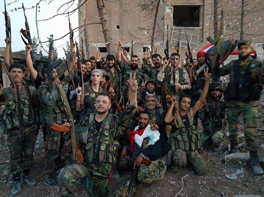 آزادسازی تدمر، دستاورد بزرگ ارتش سوریه؛ هدف بعدی چیست؟