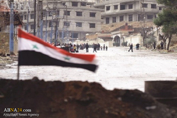 """ارتش سوریه، شهرک """"میدعانی"""" را آزاد کرد"""