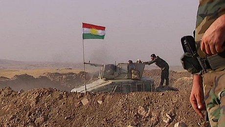 کمک های نظامی و تسلیحاتی آمریکا به کردهای سوریه به حومه رقه رسید