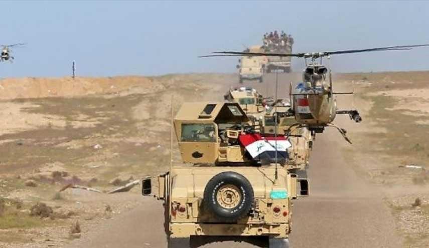 آزادی منطقه «الطیران» در غرب موصل