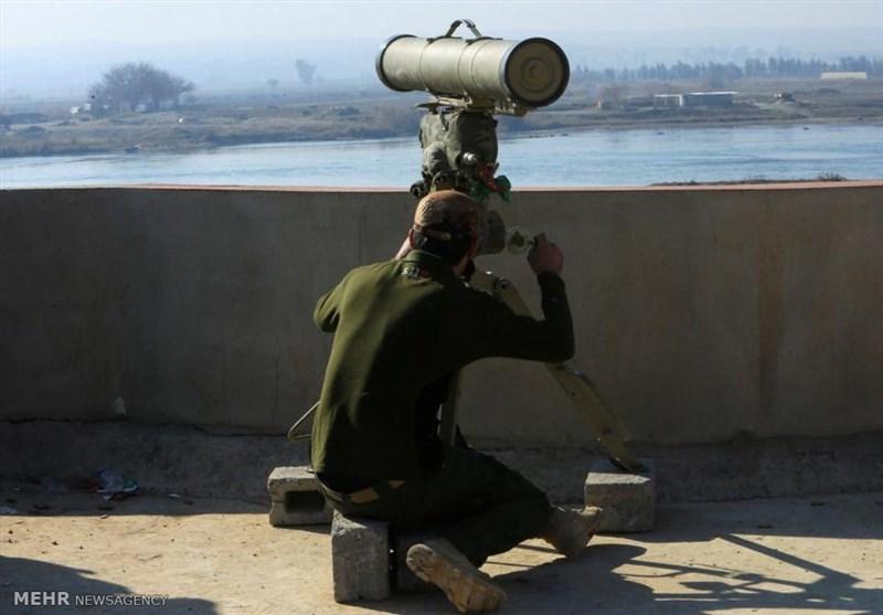 حشدالشعبی آخرین گذرگاه داعش به سمت سوریه را مسدود کرد
