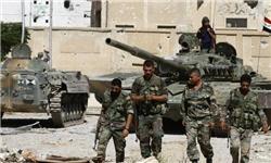 خیز ارتش سوریه برای آزادسازی مثلث تروریستها در ریف حماه