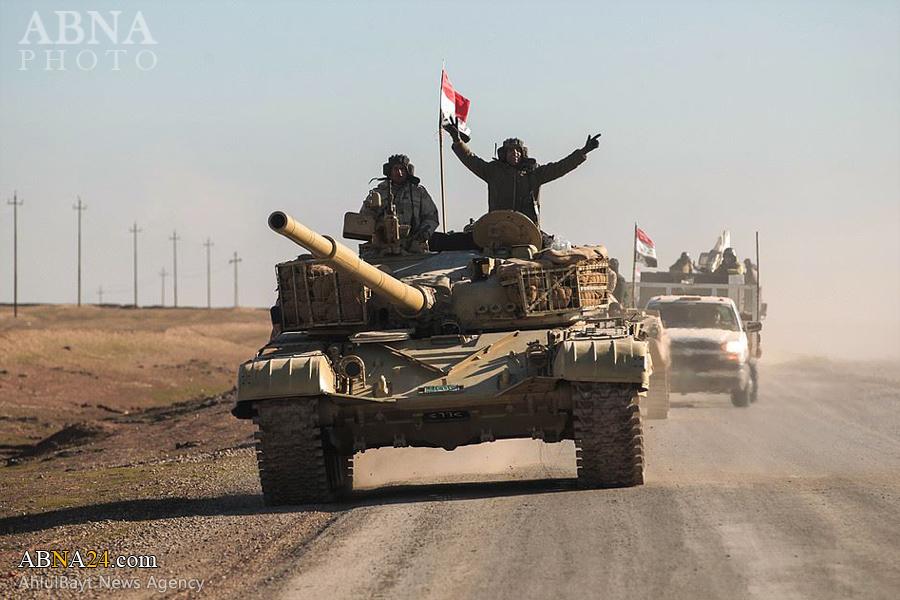 پایان اولین مرحله عملیات «القابون»/ تلفات سنگین داعش و آزادی ۳۳ شهرک در حومه شرقی حلب+نقشه