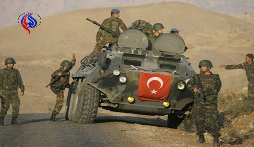 احداث پایگاه نظامی ارتش ترکیه در شهر البابِ سوریه