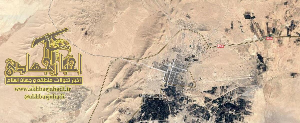 پشت پرده حملات اسرائیل به سوریه / چرا آمریکا به طور خاص بر «تدمر» متمرکز شده است؟