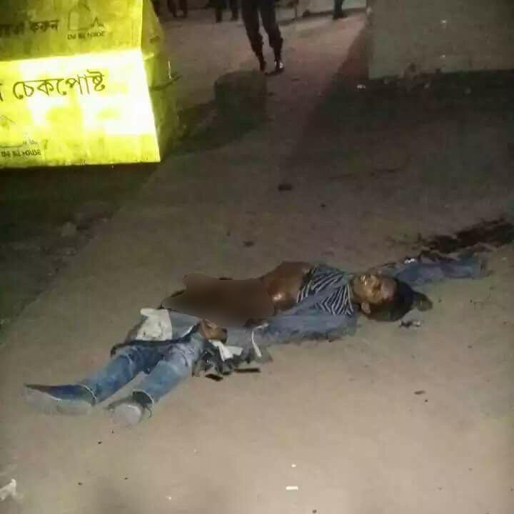 حمله انتحاری داعش در نزدیکی فرودگاه بین المللی بنگلادش + عکس