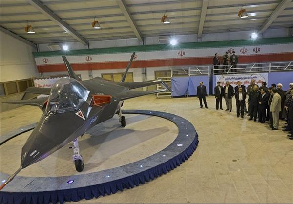جنگنده در حال توسعه ایران، بین برترین هواپیمای شکاری نسل پنجم قرن ۲۱ قرار گرفت