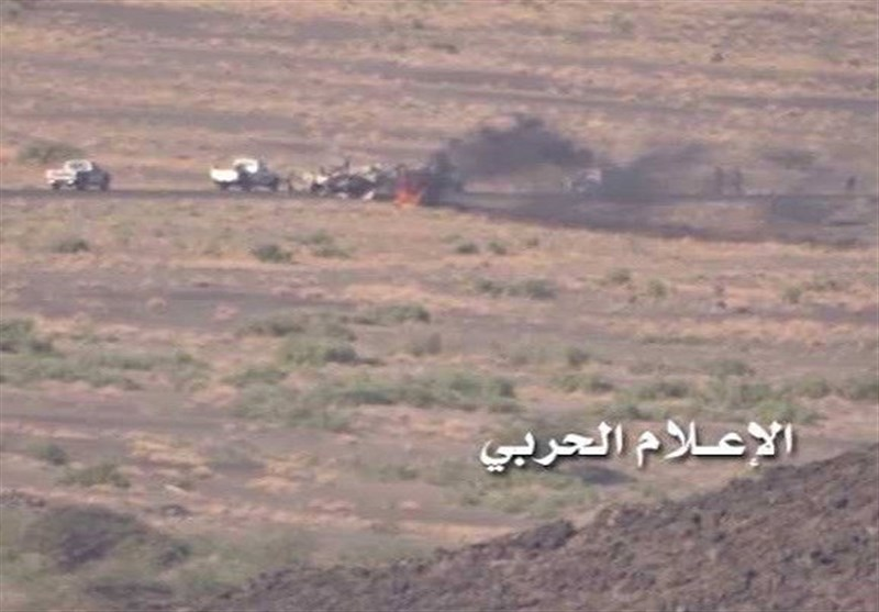 حمله موشکی به مواضع سعودیها در جیزان و عسیر/ بمباران گسترده مناطق مختلف یمن