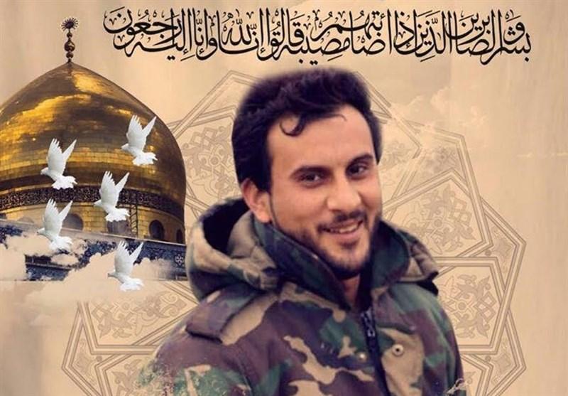 شهادت عکاس مدافع حرم نُجَباء در سوریه + تصاویر