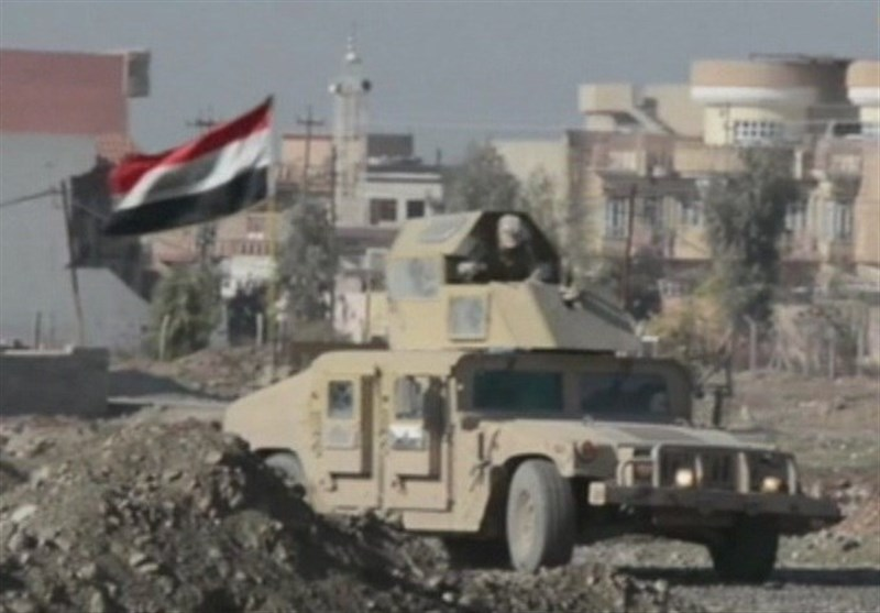تنها ۱۰ درصد از محلههای غرب موصل در اشغال داعش است + نقشه و عکس