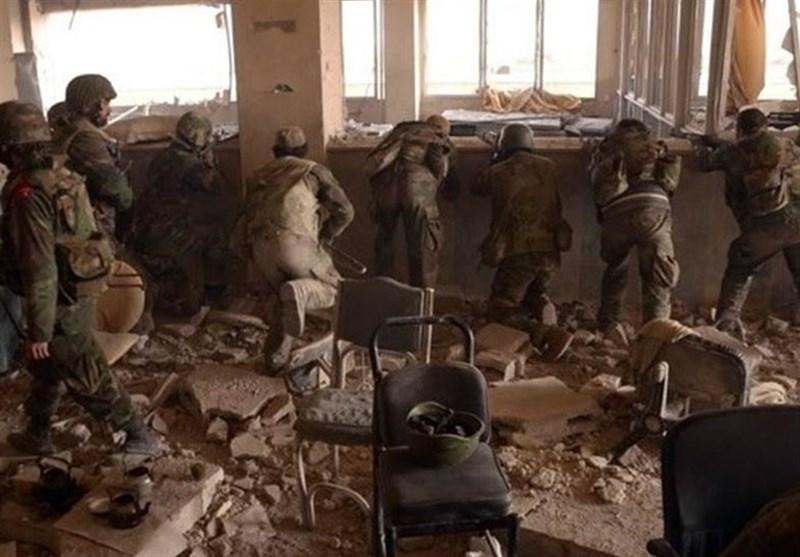 تلفات سنگین تکفیریها در «جوبر» / پاتک ارتش در حومه «حماه» + نقشه