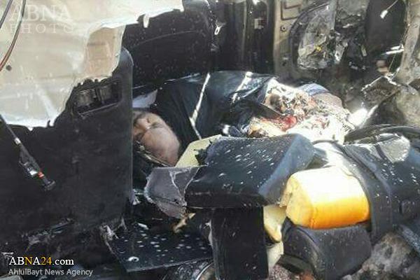هلاکت یکی از سرکردگان جبههالنصره در منطقه درکوش حلب + عکس