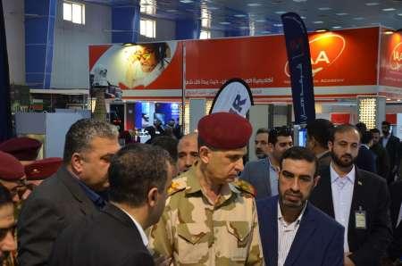 با سلاح ایرانی در جنگ با داعش آشنا شدیم/ پهبادها و موشک های ایرانی نظرم را جلب کرد