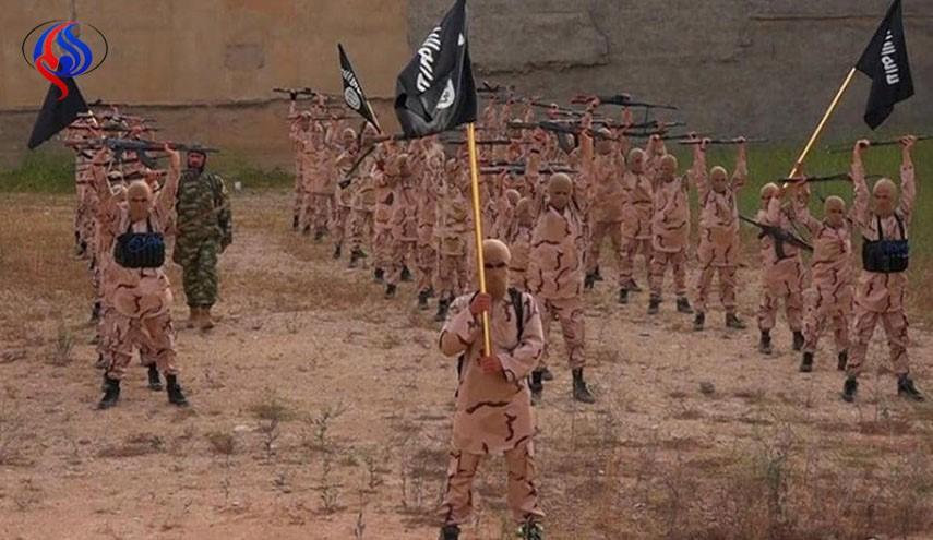 ورود به اردوگاه سری داعش!