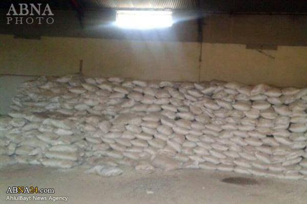 کشف ۱۰۰ تن مواد شیمیایی داعش در موصل + تصاویر
