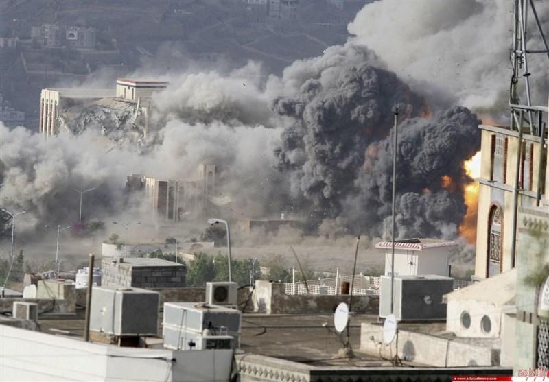 جنگندههای سعودی ۲۰ بار، شمال یمن را بمباران کردند/ ادامه عملیات تلافیجویانه ارتش یمن