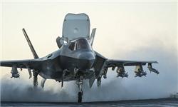 تحویل ۳ فروند جنگنده F-35 به رژیم صهیونیستی از سوی آمریکا