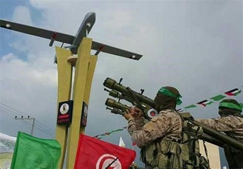 حماس: تیم الزواری ۳۰ پهپاد ساخت