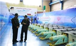 تحویل انبوه موشک جدید کروز «ضد کشتی» نصیر به نیروی دریایی سپاه+ تصاویر