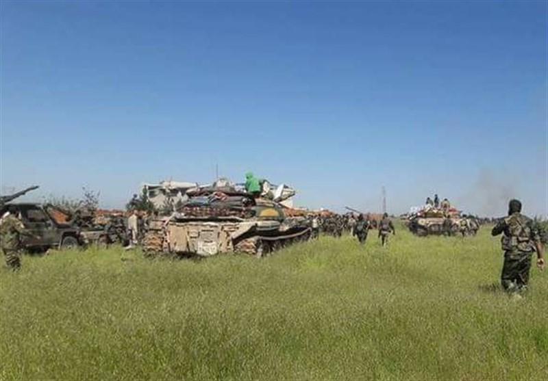 تازهترین دستاورد ارتش در بزرگترین عملیات حومه حماه / دهها تروریست «تحریرالشام» به هلاکت رسیدند + تصاویر
