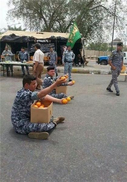 مراسم با شکوه شهادت امام موسی کاظم(ع) در بغداد+تصاویر
