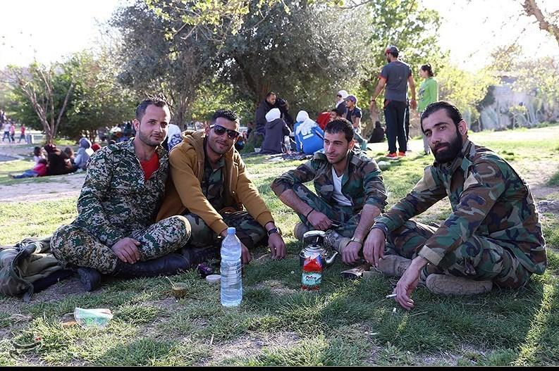 بهار «دمشق» / اراده زندگی؛ قویتر از تروریسم + تصاویر