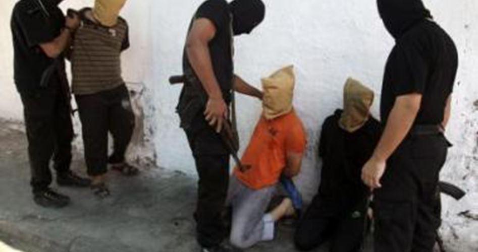 بازداشت شماری از جاسوسان رژیم صهیونیستی در نوار غزه
