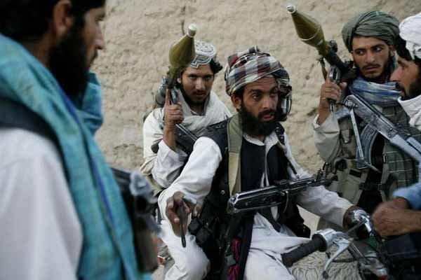 منطقه استراتژیک «القناق» افغانستان به دست طالبان سقوط کرد