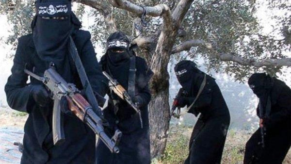 روی آوردن داعش به تک تیراندازهای زن به دلیل تلفات زیاد نیروهایش در موصل