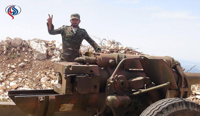 سلاح ویژه برای سرنگونی پهپادها در سوریه