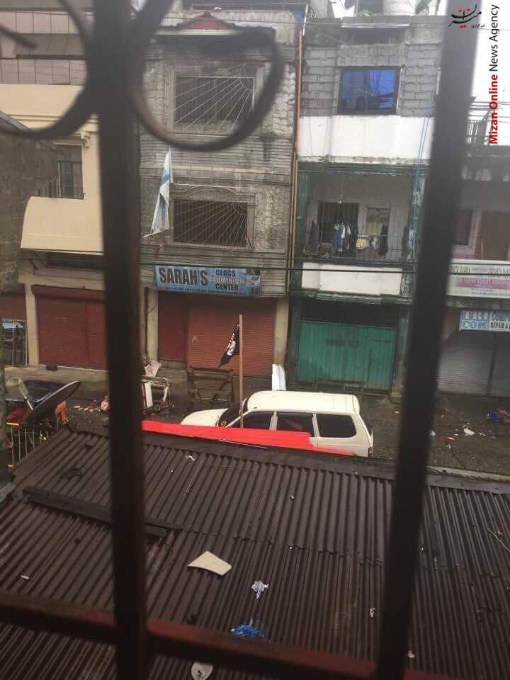 راه اندازی مراکز ایست بازرسی داعش در فیلیپین+عکس