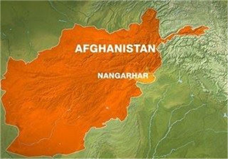 حمله نیروهای خارجی به طالبان در شرق افغانستان در درگیری این گروه با داعش