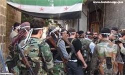 آغاز عملیات تروریستهای وابسته به ارتش آزاد در صحرای سوریه