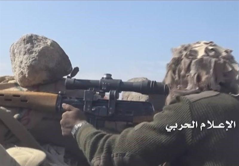 هلاکت فرمانده مزدوران سودانی در منطقه مرزی میدی/ ادامه عملیات تلافیجویانه نیروهای یمنی