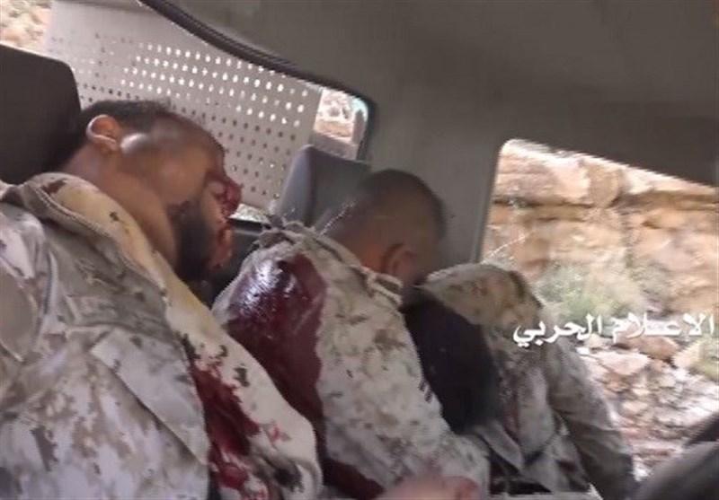کشته شدن ۱۳ نظامی سعودی/هلاکت نظامیان سعودی در عسیر