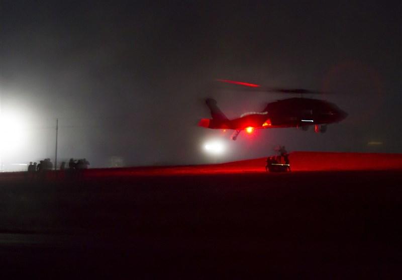 فرود بالگردهای ناشناس و حمایت آمریکا از داعش؛ اصرار روسیه و انکار افغانستان