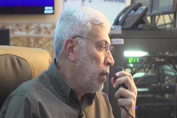 هدف عملیات «قیروان» بستن مرز عراق با سوریه به روی تروریستهاست