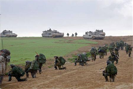 رزمایش ارتش رژیم صهیونیستی در مرزهای با لبنان و سوریه